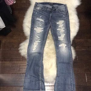 Silver jeans- Tuesday- W 28/L 33
